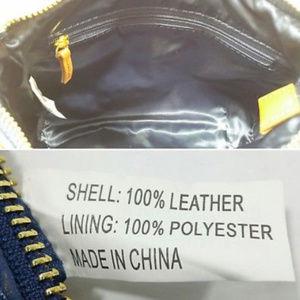 Joy & Iman Bags - NWOT JOY & IMAN Alexandria Leather Tote Crossbody